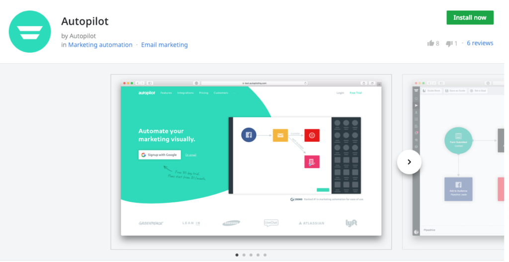 autopilot marketing automation
