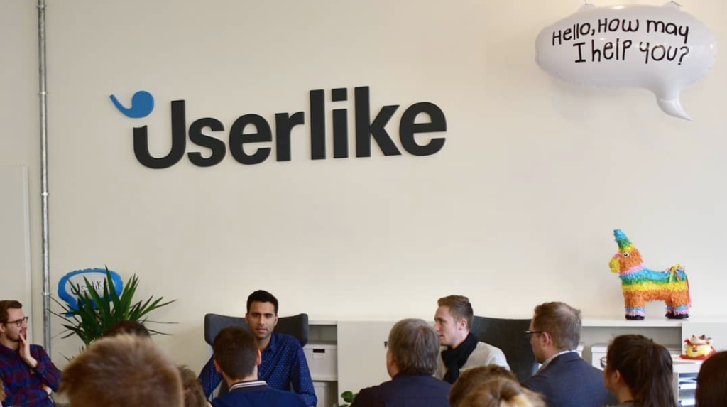 userlike event