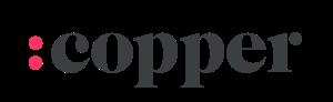 copper logo dark