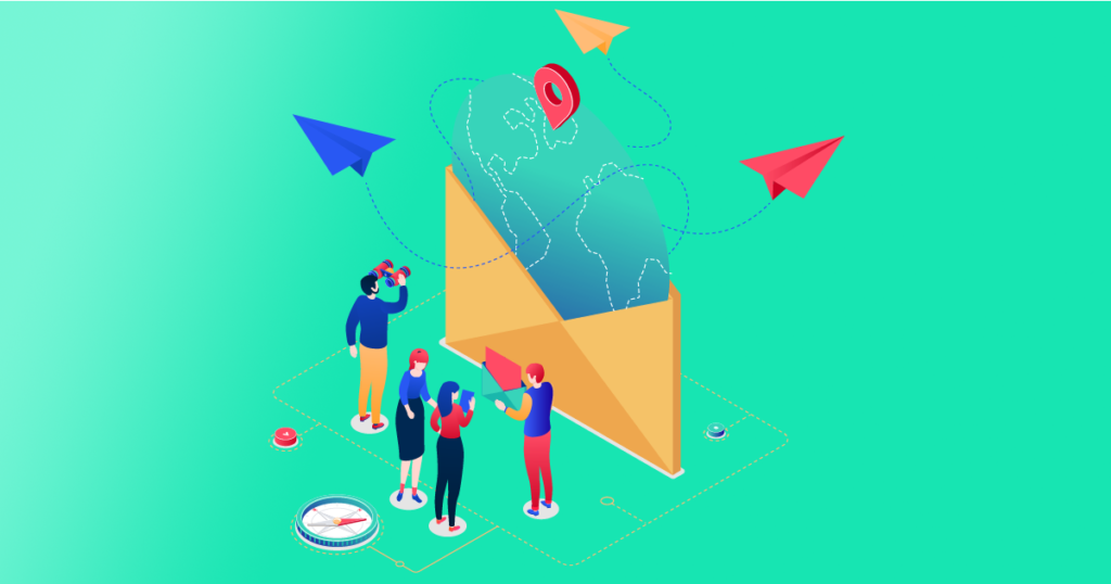 reduce email bounce rate - outfunnel - feature image