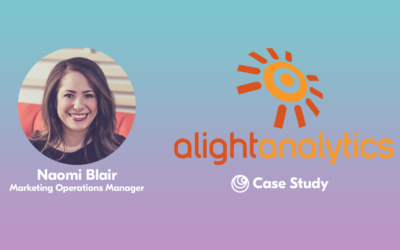 How Alight Analytics scales lead nurturing: Outfunnel case study