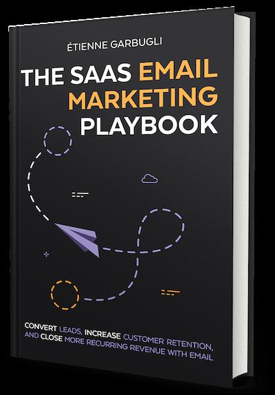saas email marketing playbook