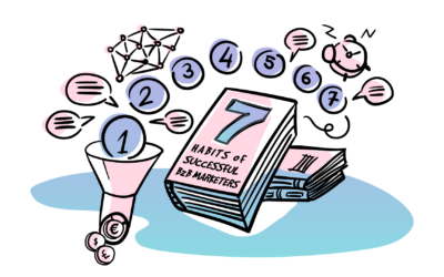 7 Habits of Successful B2B Marketers—And How You Can Form These Habits