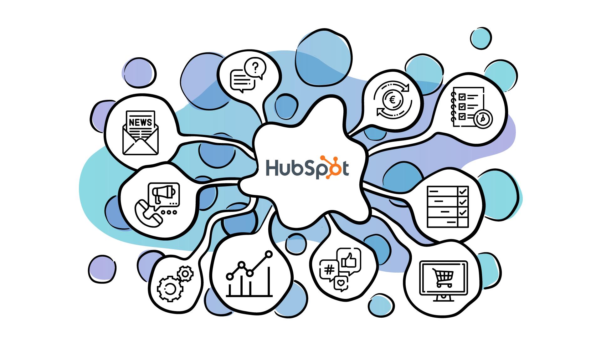 hubspot crm integrations