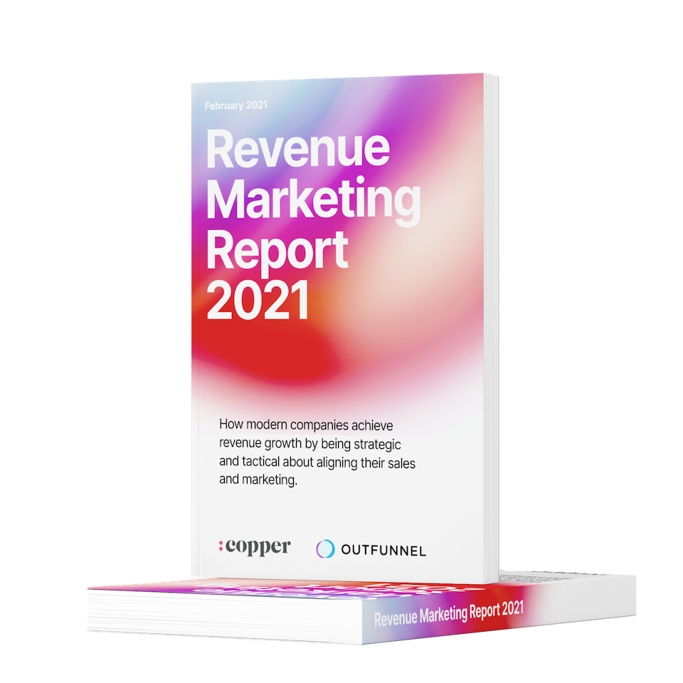 revenue marketing report 2021