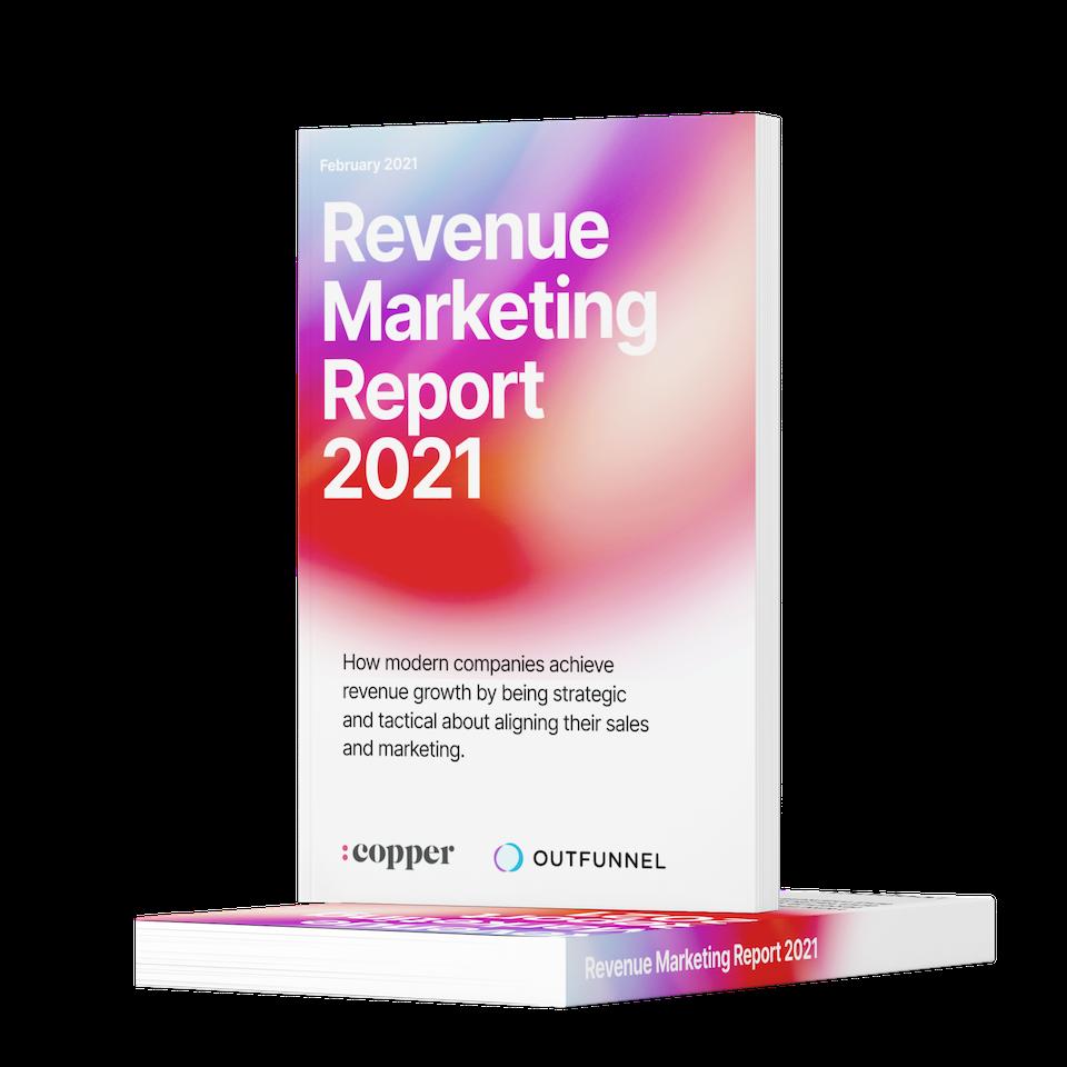 revenue marketing report 2021