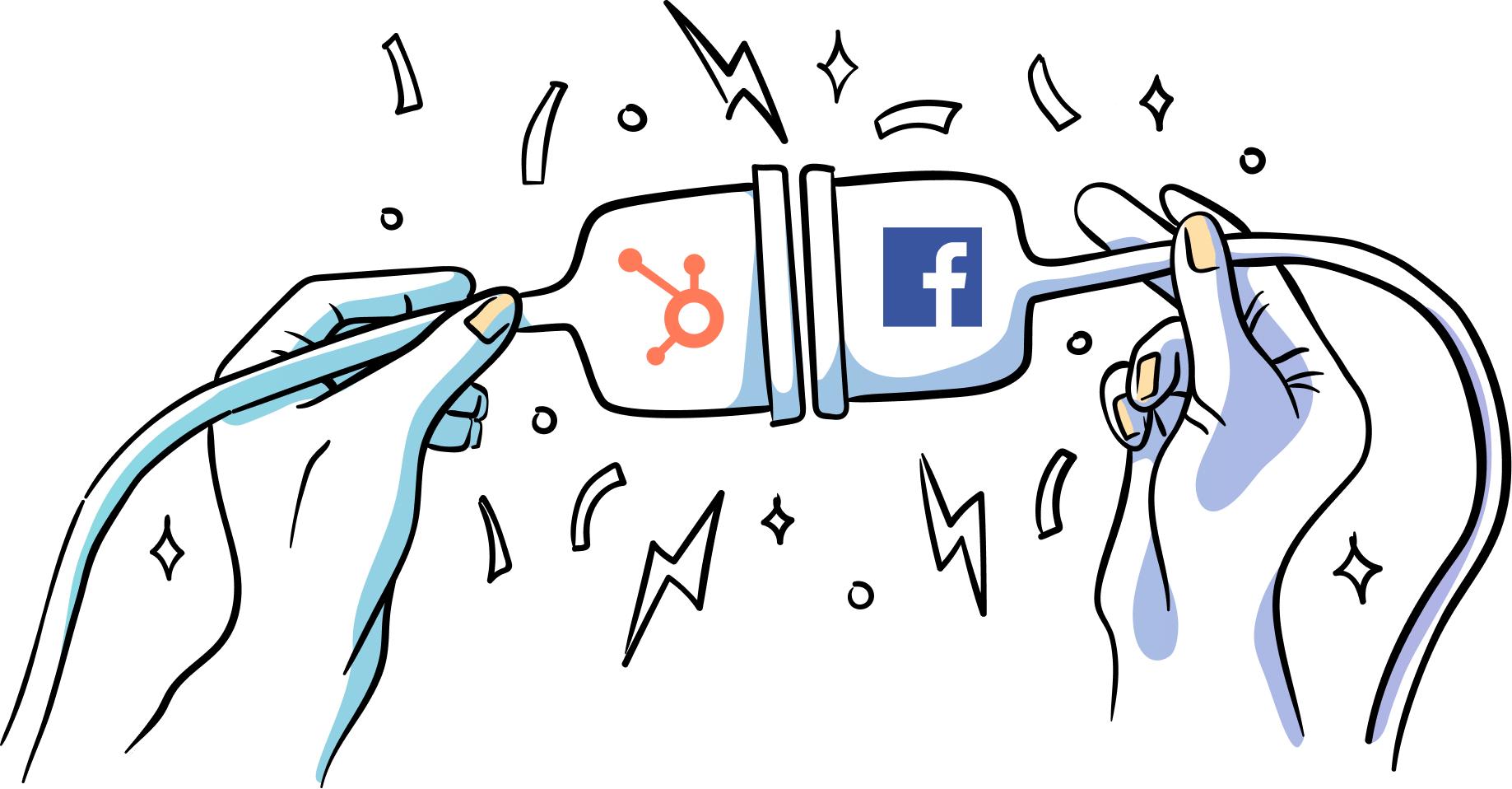 hubspot facebook ads integration