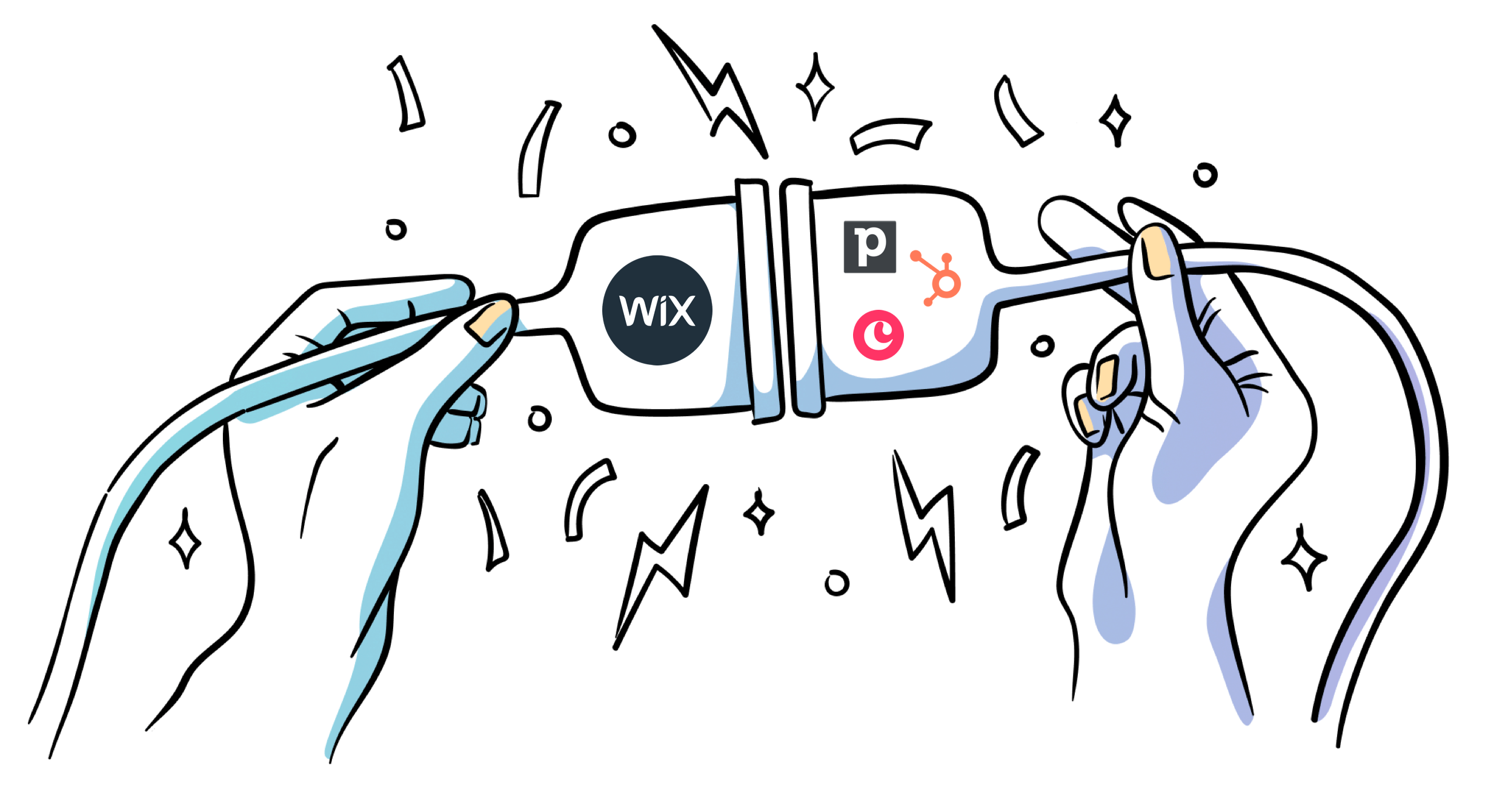 Wix forms outfunnel integration