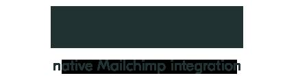 native Pipedrive mailchimp integration